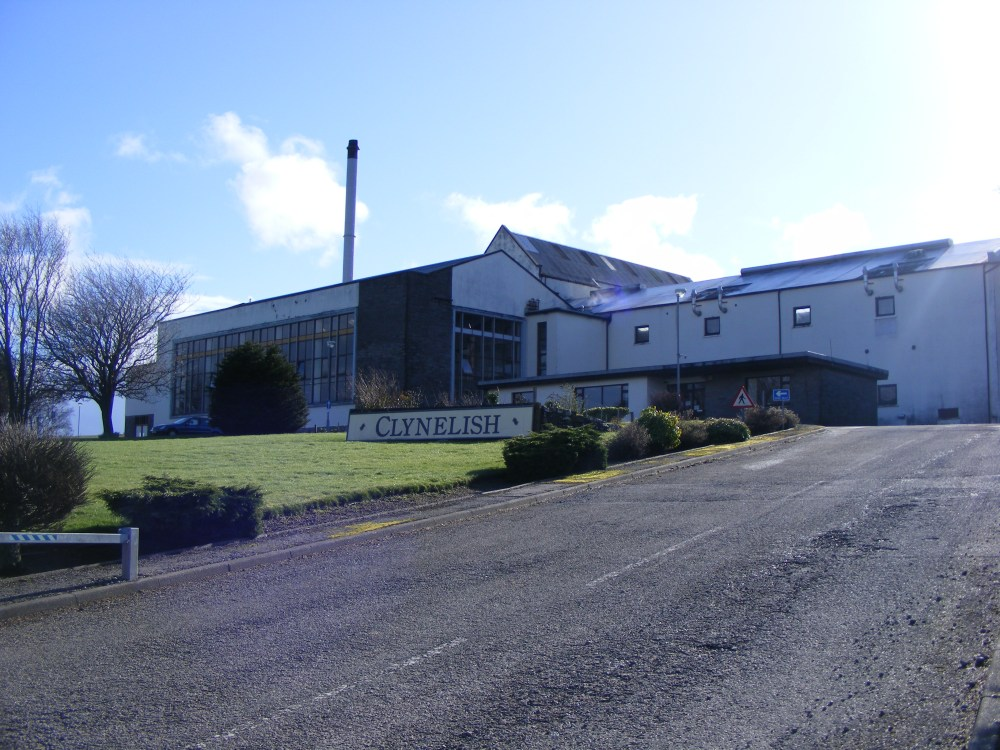 Brora's Clynelish Distillary